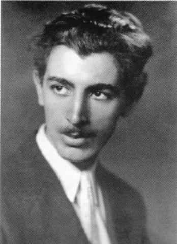 Alan Hovhaness around 1935