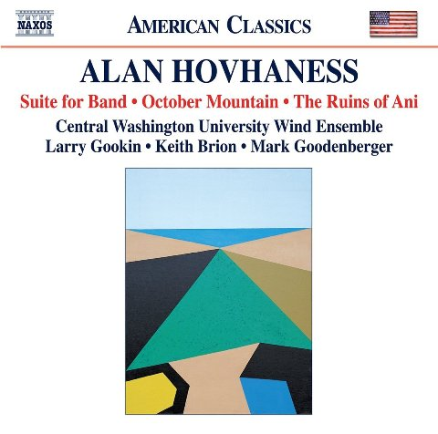 Hovhaness Wind Band works