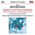 Hovhaness Andromeda CD: Read More
