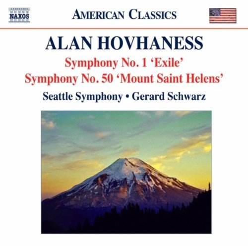 Hovhaness symphonies: Read More